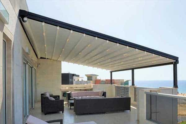 Retractable Sunroof